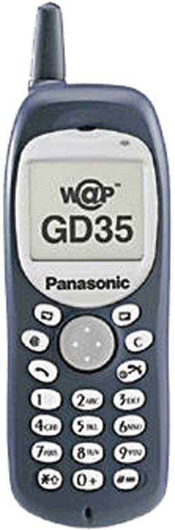 Panasonic GD35